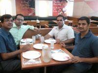 Pranav, Srinidhi, Sathya Santosh